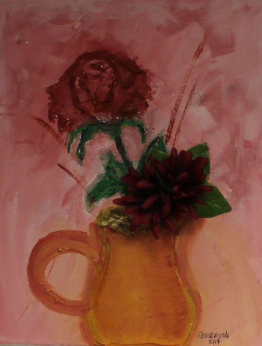 rose jug